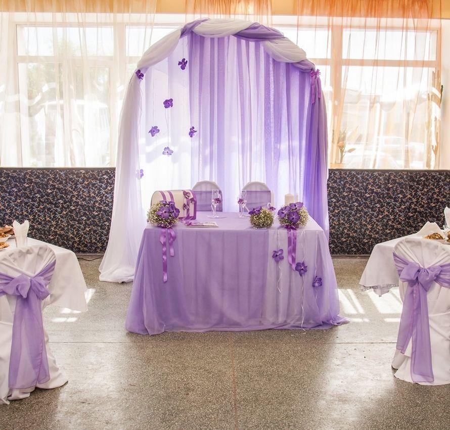 Свадьба в сиреневом цвете: фото 3583741 - Студия свадебного декора SV-decor