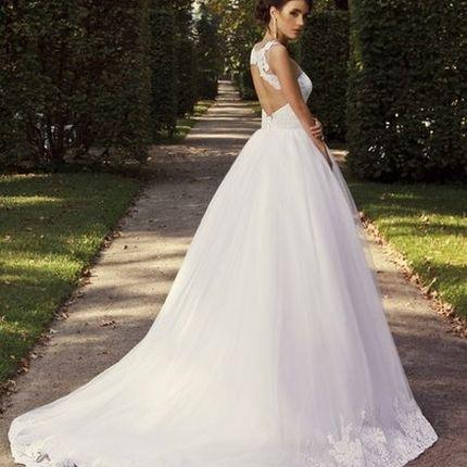Свадебное платье Wilnelia