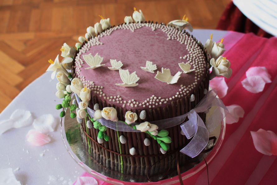 Торт изба манаха с фото