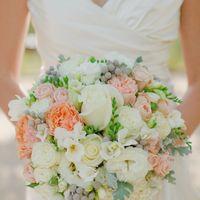 Свадебная европейская флористика