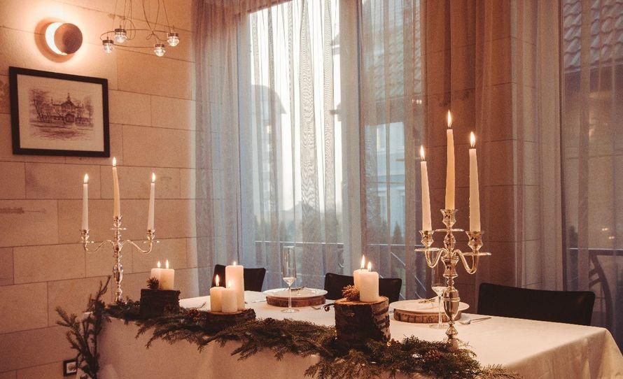 Свадебное оформление зала. - фото 3576385 Творческая мастерская DekoLu - оформление