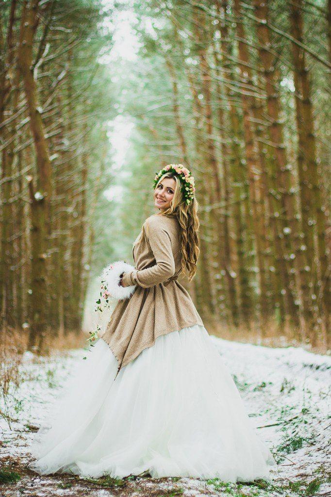 Украшение в прическу и букет невесты - муфта. - фото 3995001 Творческая мастерская DekoLu - оформление