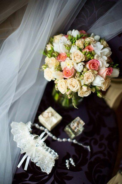 утро невесты - фото 12272802 Творческая мастерская DekoLu - оформление