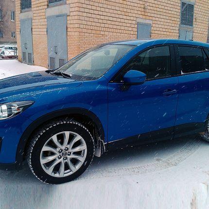 Аренда Mazda CX5