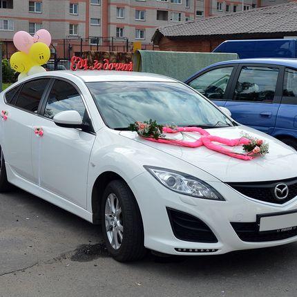 Аренда Mazda 6