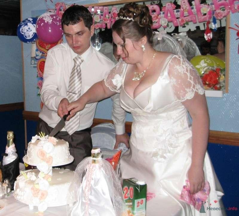 Марципановый свадебный тортик )) - фото 37868 Kitana