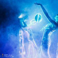 Световое шоу Crystal