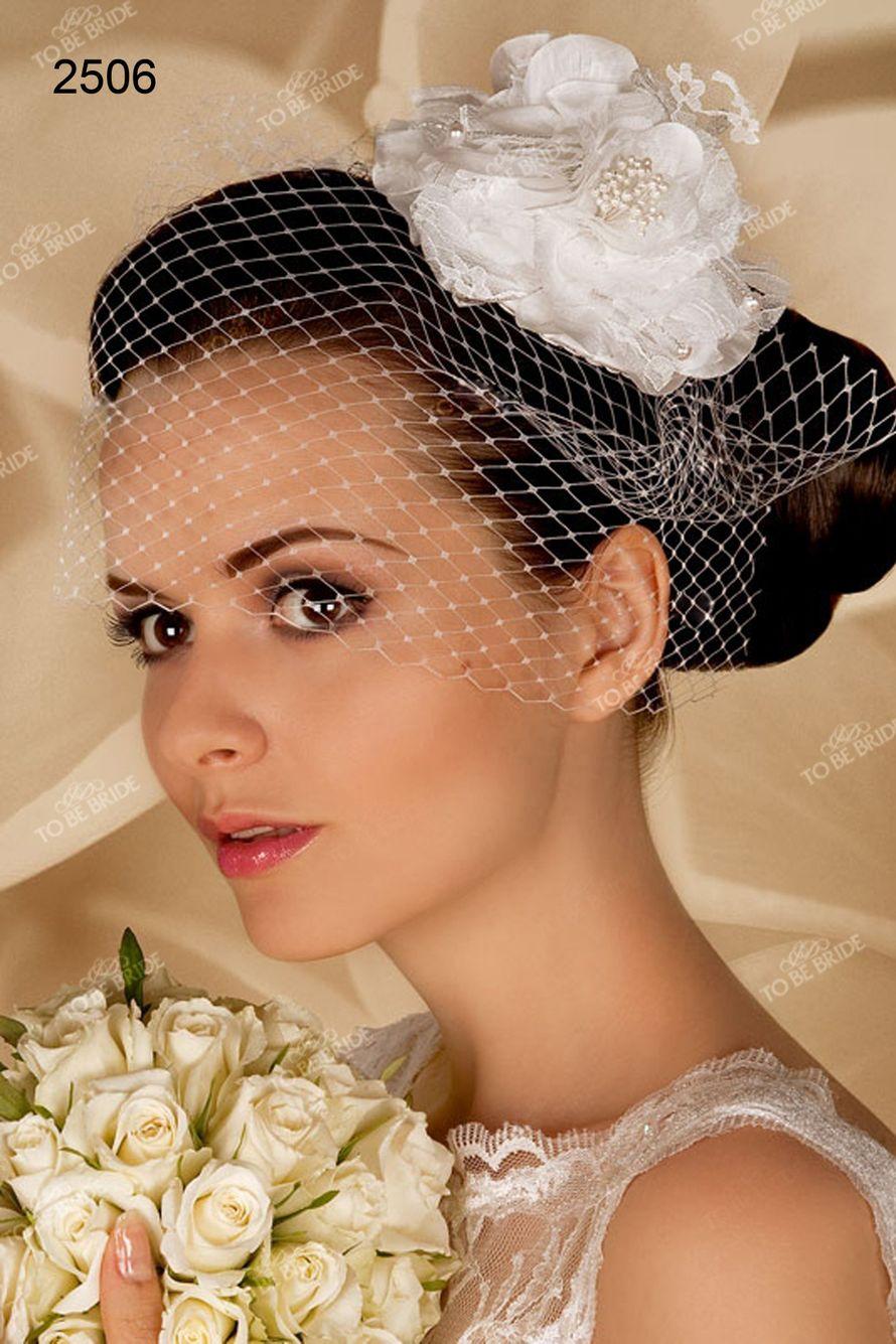 Вуалетка для невесты