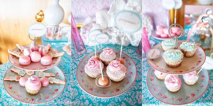 Сладкий стол - фото 9361856 Свадебное агентство Давай поженимся