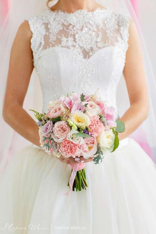 Букет невесты - фото 9361864 Свадебное агентство Давай поженимся