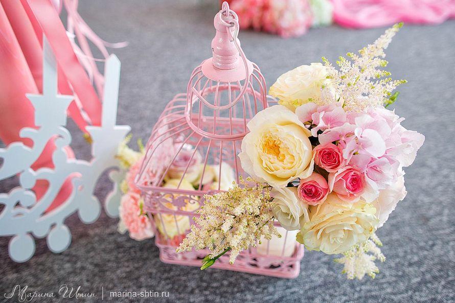 Оформление - фото 9361868 Свадебное агентство Давай поженимся