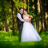 августовская свадьба