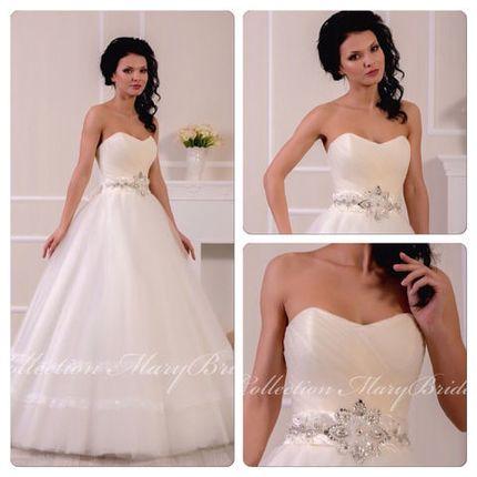 Свадебное платье коллекции MaryBride 2015