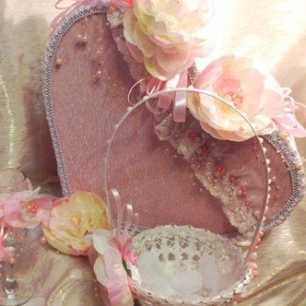 Сундучок-сердце из коллекции