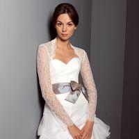 Болеро свадебное 05