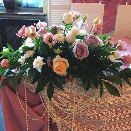 Флористические композиции для президиума
