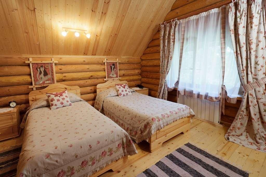 Фото 4502091 в коллекции Номера - Дачный отель Семигорье