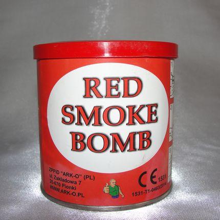 Цветной дым Smoke bomb (банка)
