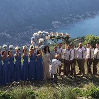 Свадьба на горе Ловчен!