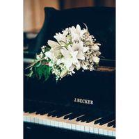 Букет невесты с лилией