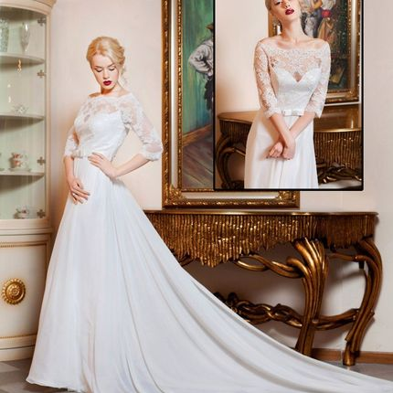 """Свадебное платье """"Регина"""""""
