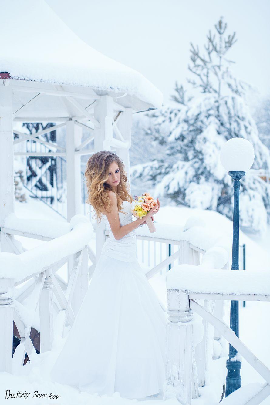 зимняя невеста сказка - фото 3845701 Фотограф Дмитрий Соловков