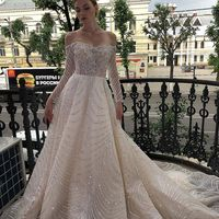 NinaSarkisyants Bridal Couture | Свадебные платья Нина Саркисянц