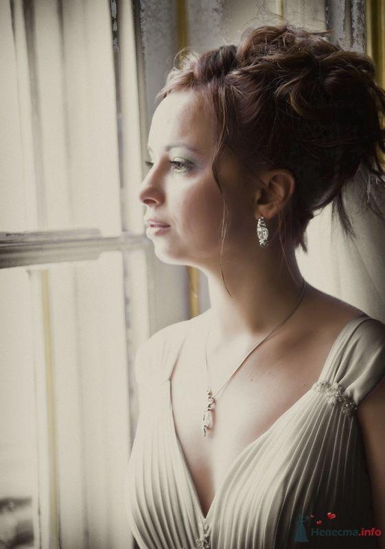 Фото 72136 в коллекции Моя скромная свадьба - невеста лето 2009