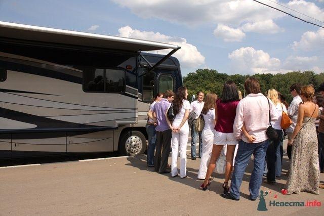 Открытие сбора у Шикаруса. Автор Photo.Inc. - фото 30170 Шикарус - аренда эксклюзивного транспорта