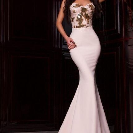 Вечернее платье - модель 16213
