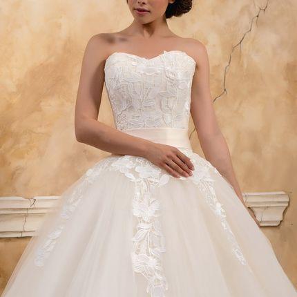 Свадеброе платье Роза от Elena Morar