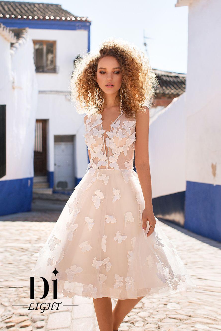 Свадебное платье DL-200 Anna