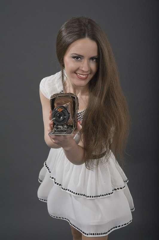 Мария  Визаж: Елена Мальцева - фото 16541884 Фотограф Андрей Белый