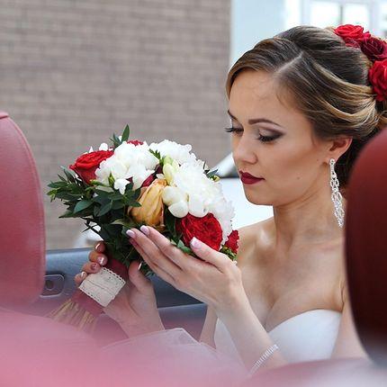 Видеосъёмка неполного дня - пакет Свадебный клип