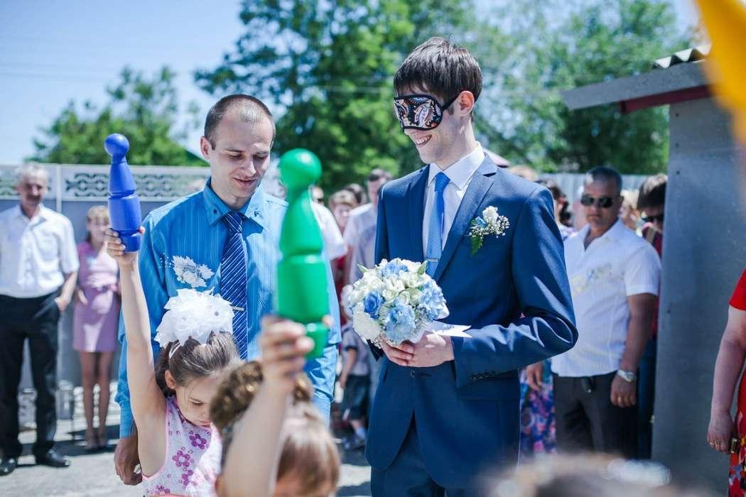 Летняя свадьба Дмитрия и Виктории - фото 7257638 Ведущая Татьяна  Голубева