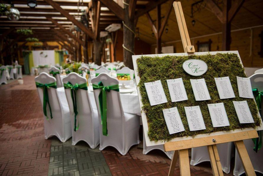 Фото 8384544 в коллекции Лесная свадьба Сергея и Ксюши - Студия праздничного декора LoveBerry