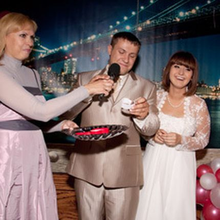 Тамада ведущая и DJ на свадьбу, юбилей и корпоратив