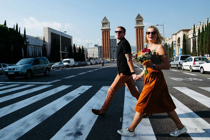 Фото 8405418 в коллекции casual wedding - Фотограф Александр Байтельман