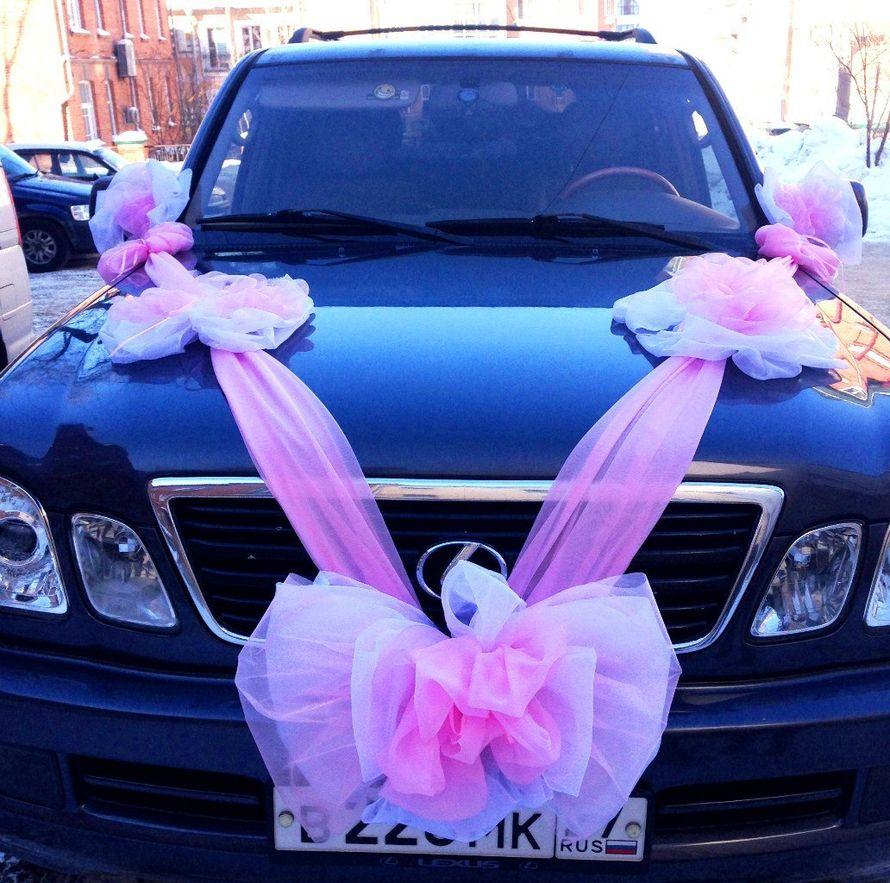 Фото 4940119 в коллекции Оформление автомобилей - Карамель — студия декора
