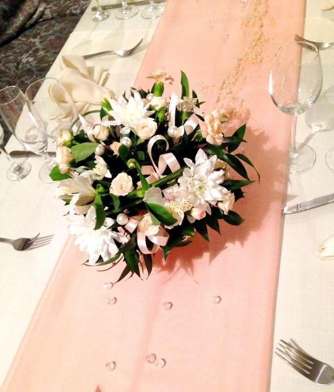 Фото 4940313 в коллекции Живые цветы - Карамель — студия декора