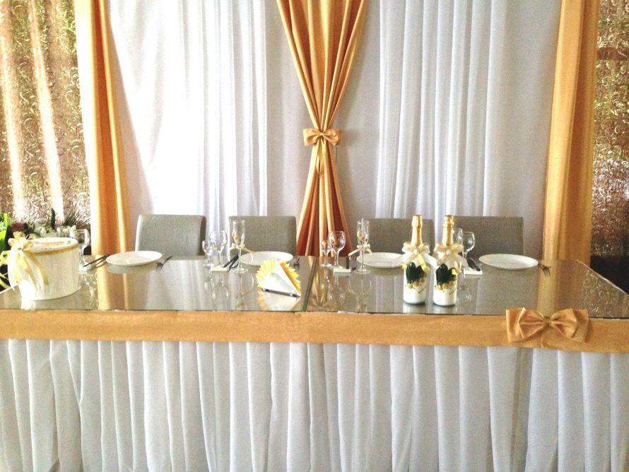 Фото 4940367 в коллекции Оформление свадебного зала - Карамель — студия декора
