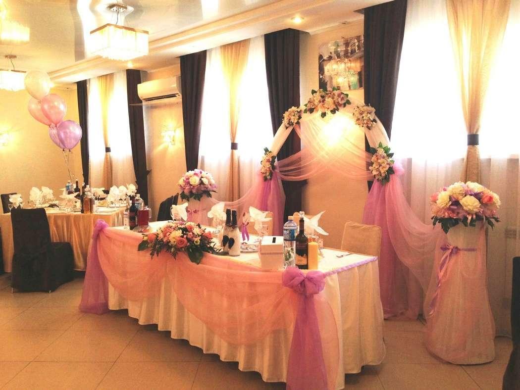 Фото 4940375 в коллекции Оформление свадебного зала - Карамель — студия декора
