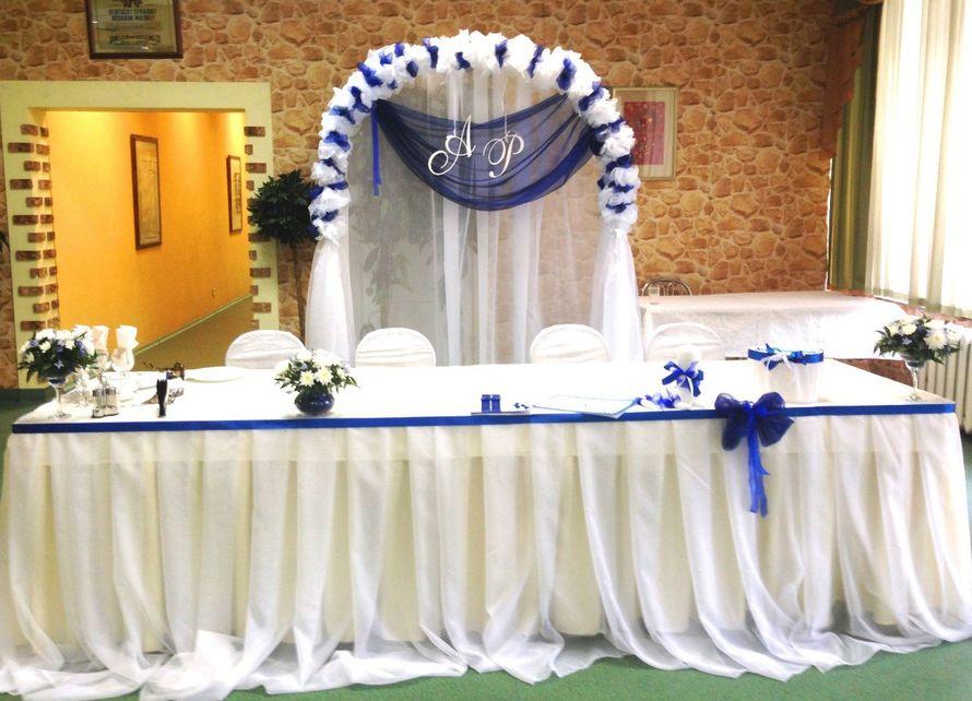 Фото 4940393 в коллекции Оформление свадебного зала - Карамель — студия декора