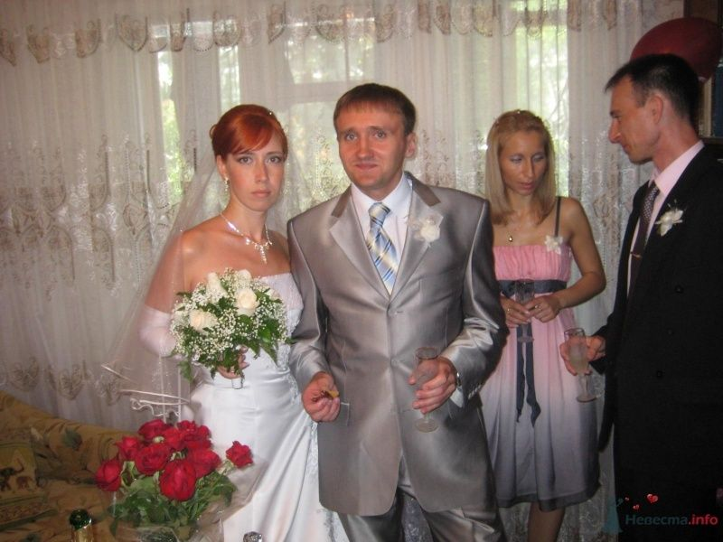 Фото 32754 в коллекции Наша свадьба