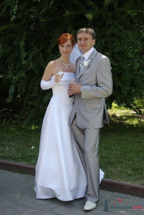 Фото 35295 в коллекции Наша свадьба