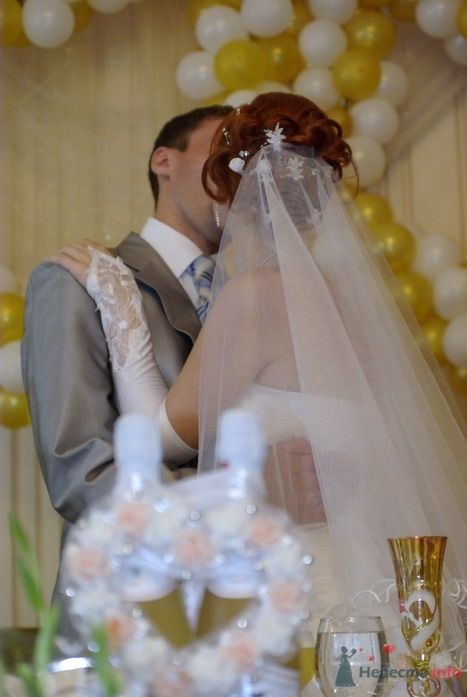 Фото 35315 в коллекции Наша свадьба - Катринка@Leopardik