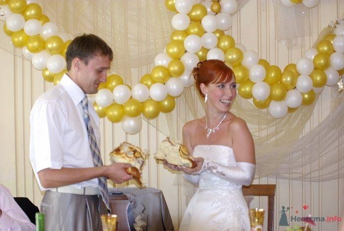 Фото 35317 в коллекции Наша свадьба - Катринка@Leopardik