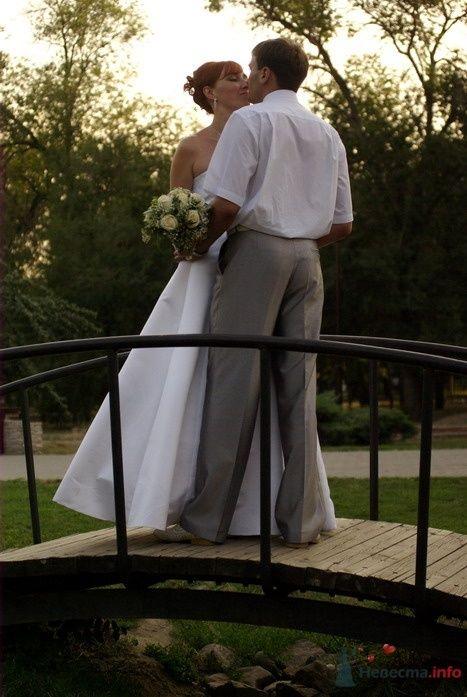 Фото 35325 в коллекции Наша свадьба