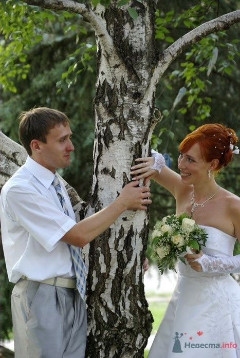 Фото 35328 в коллекции Наша свадьба