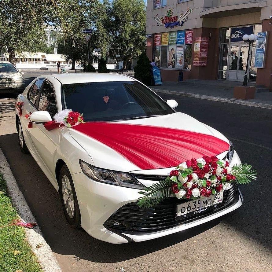 Новая Тойота Камри, 70 кузов 2019 года в аренду